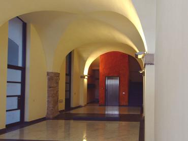 Oficina94 - Edificio centro storico