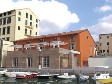 Oficina94 - Vista Cantina del Venezia